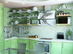 004-кухня